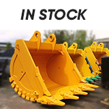 New buckets in stock