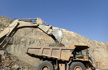 Mining in Africa with Professional Attachments